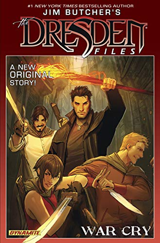 Jim Butcher's The Dresden Files: War Cry (Jim Butcher's The Dresden Files: Complete Series) (English Edition)