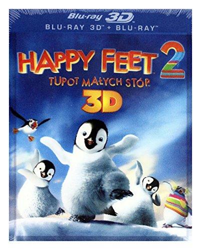 Happy Feet 2 [Blu-Ray]+[Blu-Ray 3D] [Region B] (Deutsche Sprache. Deutsche Untertitel)