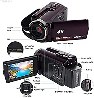 ELECTROPRIME 2A44 Full HD 4K 24MP 3''LCD Digital Camcorder HD Digital Zoom Photography