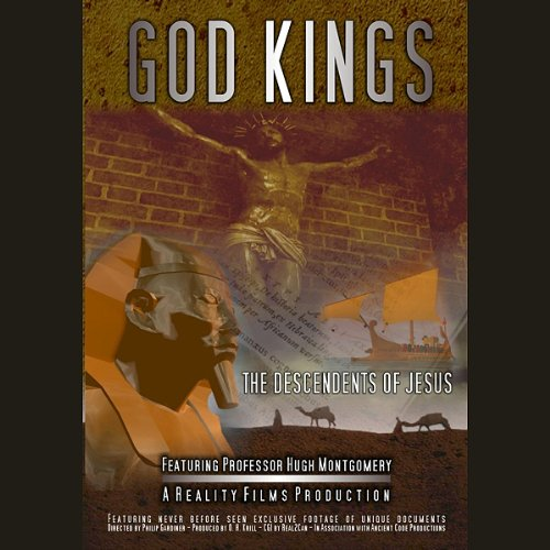 God Kings audiobook cover art