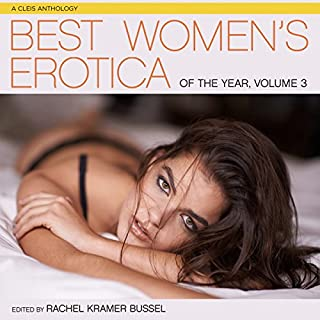 Best Women's Erotica of the Year, Volume 3 cover art
