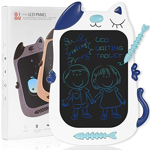 Toys for 3-6 Year Old Girls Gifts, LCD Writing Tablet, 8.5 Inch Drawing Doodle Board Tablet for Kids, Writing Painting Learning Scribble Pad Board