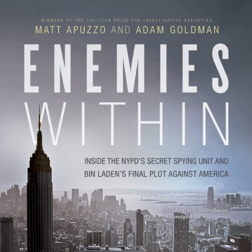 Enemies Within audiobook cover art