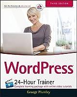 WordPress 24-Hour Trainer by George Plumley(2015-03-30)