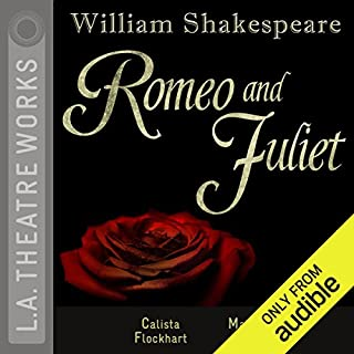 Couverture de Romeo and Juliet