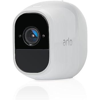 Arlo Pro 2 - 増設用追加カメラ ネットワークカメラ ワイヤレス スマホ 防犯 屋外 防水 動体検知 Alexa認定取得 VMC4030P