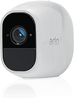 Arlo Pro 2 - Add-On Camera, Work with Alexa, Rechargeable, Wire-Free, 1080p HD, Audio, Indoor/Outdoor, [Base Station not Included] (VMC4030P-100AUS)