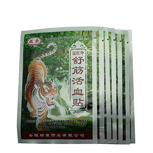 64 Unids Ungüento Analgésico Analgésico Chino Parche De Ungüento De Infrarrojo Lejano Cuerpo Yeso Artritis Analgésico Parche Muscular Parche De La Medicina Tradicional China