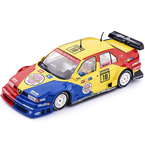 Slot It CA50A Alfa Romeo 155 V6 TI No.18 Zolder 1994