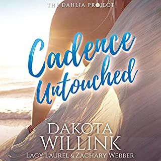 Cadence Untouched audiobook cover art