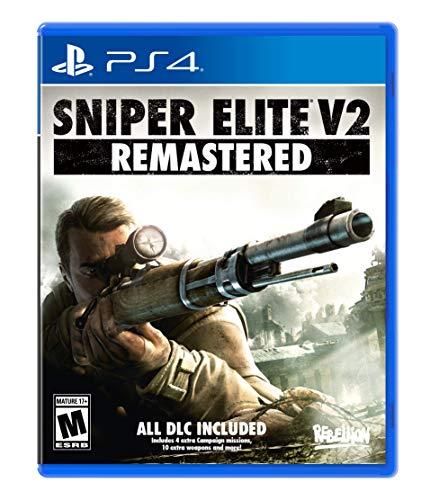 Sniper Elite V2 Remastered for PlayStation 4