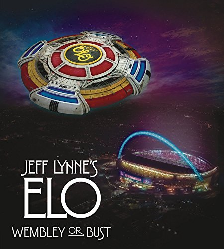 LYNNE, JEFF / ELECTRIC LIGHT ORCHESTRA - WEMBLEY OR BUST : 2CD + BLU-RAY