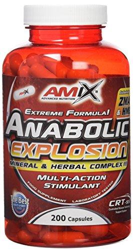 Amix Anabolic Explosion 200 Caps 0.2 200 g