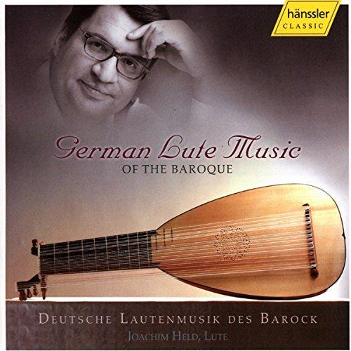 Deutsche Lautenmusik des Barock