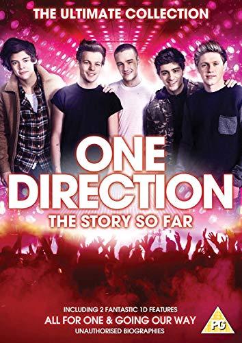 One Direction The Story So Far (2 Dvd) [Edizione: Regno Unito] [Edizione: Regno Unito]