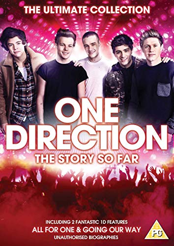 One Direction: The Story So Far [DVD] [UK Import]