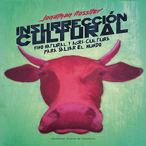 Diseño de la portada del título Insurrección Cultural
