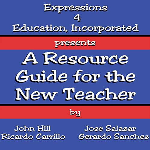 A Resource Guide for the New Teacher, First Edition cover art