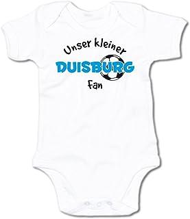 G-graphics Baby Body Unser Kleiner Duisburg Fan 250.0497