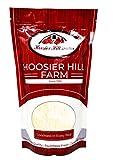 Hoosier Hill Farm Harina de gluten de trigo vital (1 kg) Ingrediente para hornear para mejorar la elasticidad y la elevación
