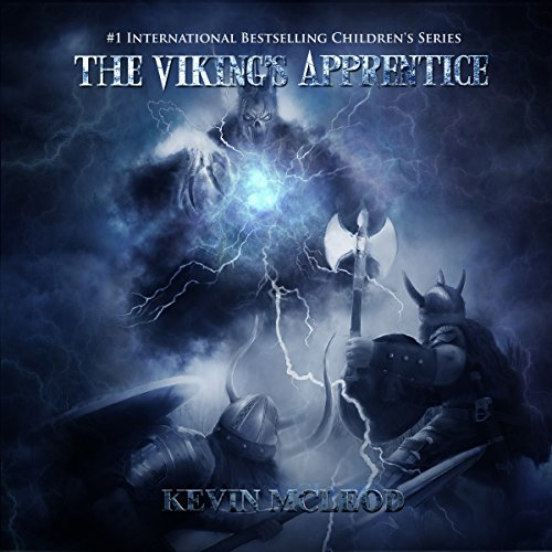 The Viking's Apprentice audiobook cover art