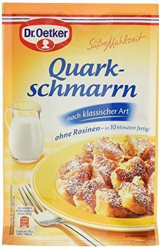 Dr. Oetker Süße Mahlzeit Quarkschmarrn, 15er Pack (15 x 114 g)