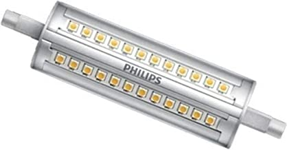 Philips Lighting Linear LED Bulb R7S 14 W Equivalent to 100 W, White, Dimensions 2.9 X 11.8 cm [Class A++]