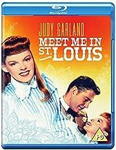 Meet Me in St. Louis [Blu-ray] [1944] [Region Free] [UK Import]