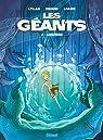 Les géants, tome 2 : Siegfried par Lylian