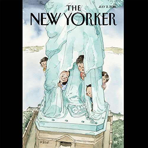 The New Yorker, July 2nd 2018 (Nicola Twilley, Andrew Marantz, Brooke Jarvis)                   By:                                                                                                                                 Margaret Talbot,                                                                                        Nicola Twilley,                                                                                        Andrew Marantz,                   and others                          Narrated by:                                                                                                                                 Kristi Burns                      Length: 2 hrs and 23 mins     2 ratings     Overall 5.0