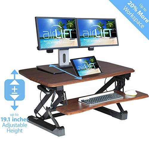 Seville Classics Stand Up-Desk Converter