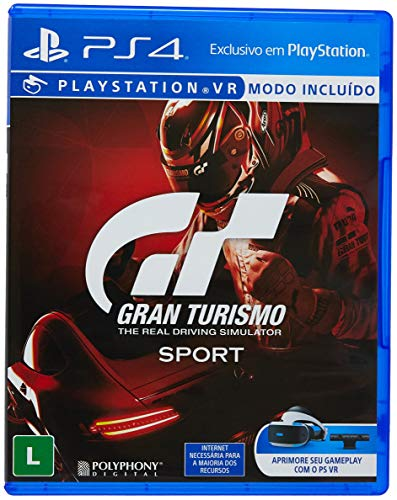 Grand Turismo Sport: The Real Driving Simulator - PlayStation 4