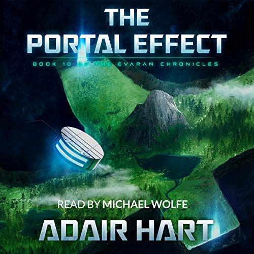 The Portal Effect Audiobook By Adair Hart cover art