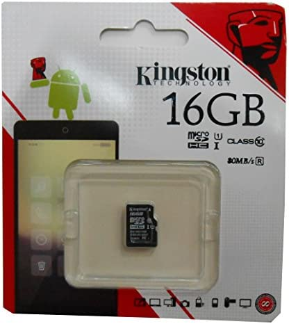 Professional Kingston 512GB for LG X Venture MicroSDXC Card Custom Verified by SanFlash. 80MBs Works with Kingston