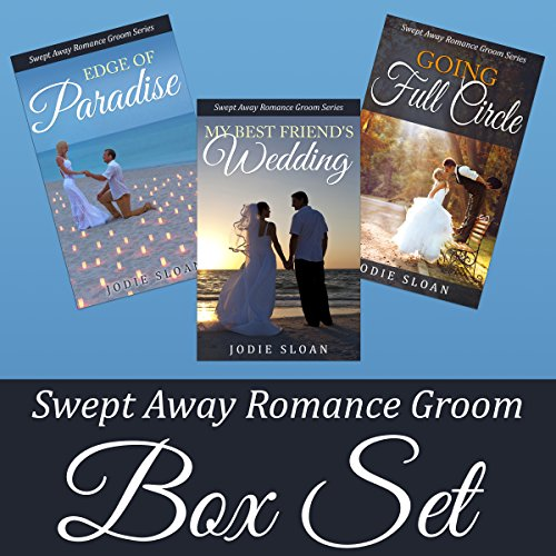 Swept Away Romance Groom Boxed Set audiobook cover art