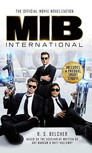 Men in Black International: The Official Movie Novelization (English Edition)