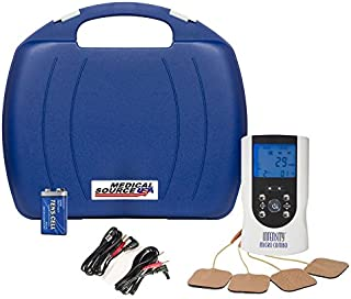 Medical Source USA® Microcurrent Stimulator for Over the Counter Pain Management