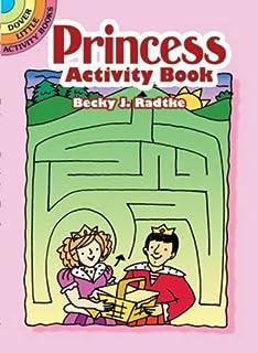 Princess Activity Book