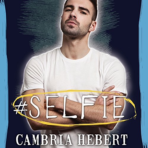 #Selfie audiobook cover art