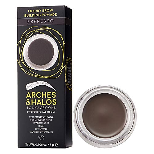 Arches & Halos Luxury Brow Building Pomade in Espresso, 2,8 g