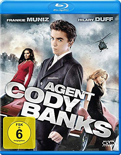 Agent Cody Banks [Blu-ray]