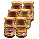 La Morena, Salsas, 230 gramos