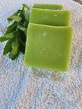 Zitronen Verbene Seife,vegan, für trockene empfindliche Haut