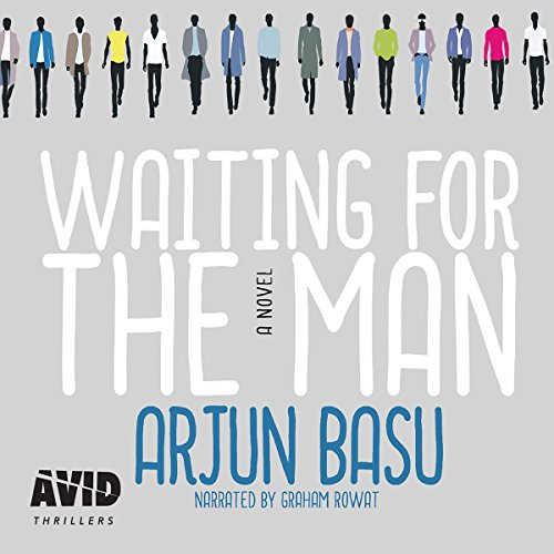 Waiting for the Man audiobook cover art