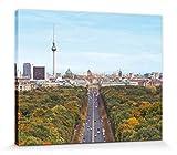 1art1 Berlin - Blick Über Die Stadt, Von Der Siegessäule