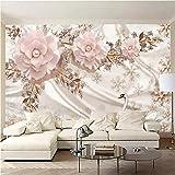 Papier Peint Photo 3D Intissé fleur Poster Geant Art Déco Mural Tableaux Muraux...