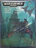 Warhammer 40K: Dark Eldar Razorwing Jetfighter by Games Workshop