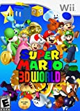 Official: Super Mario 3D World - Complete Guide/Tips/Tricks - Editor\'s Choice (English Edition)