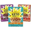 3-Pack Wonderworks Keto Friendly Breakfast Cereal Variety Pack