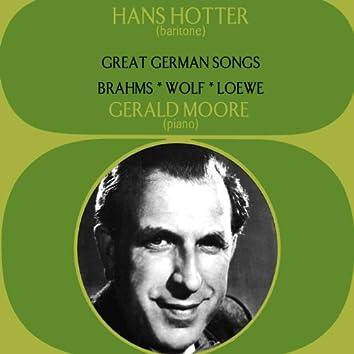 Great German Songs